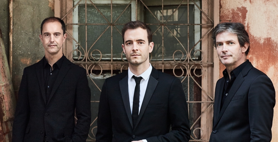 David Orlowsky Trio: Milestones