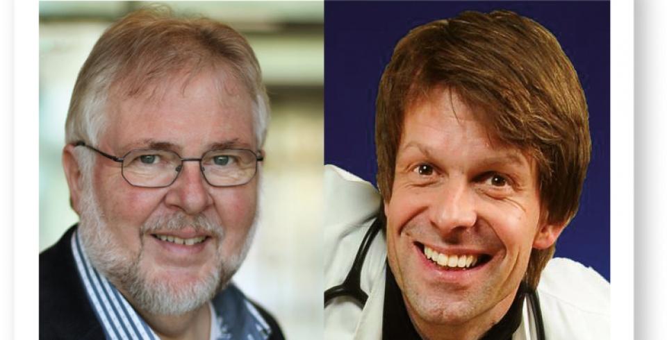 Gerd Spiekermann & Henning Kothe