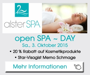 Open Spa Day September