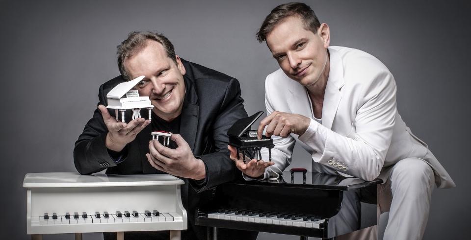 David & Götz - Die Showpianisten