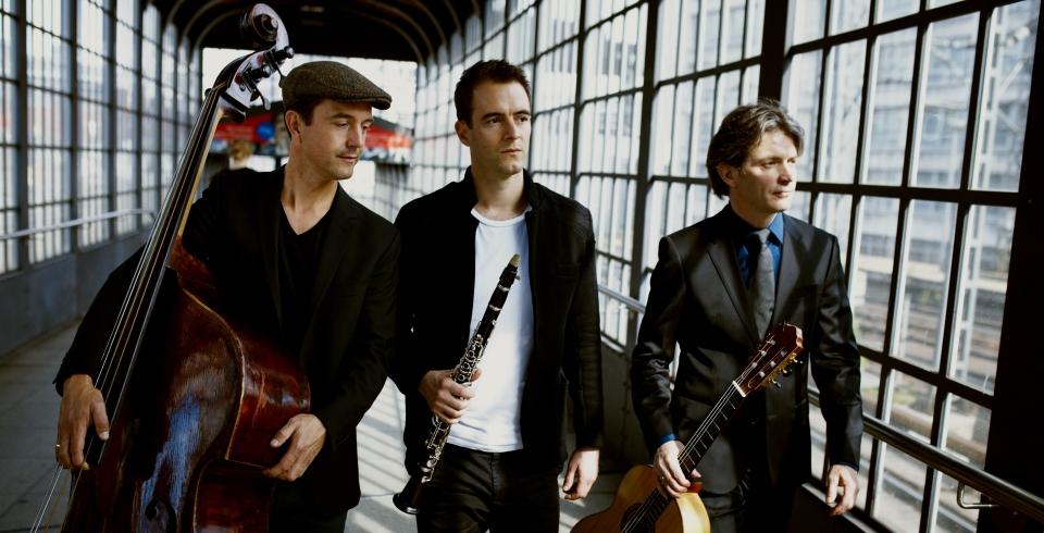 David Orlowsky Trio: Paris - Odessa