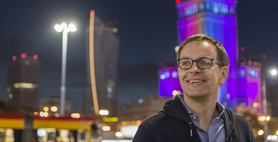 Steffen Möller: Viva Warszawa