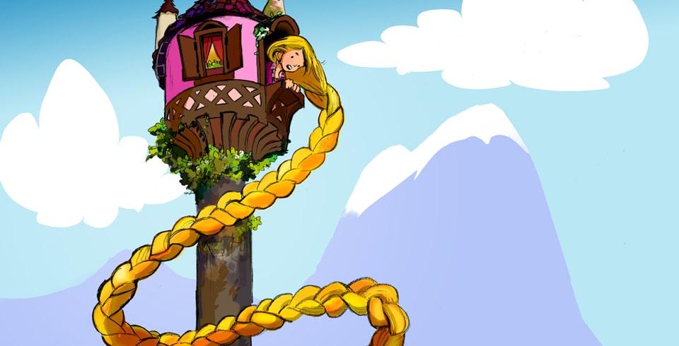 Rapunzel - Alte Zöpfe, neu geschnitten