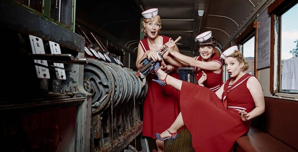 Die Zimtschnecken: Swing aus Hamburg