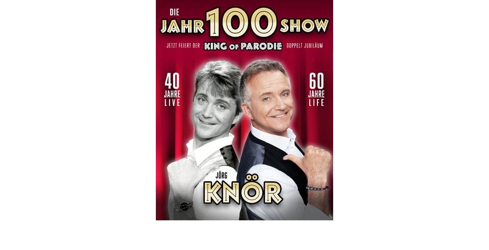 Jörg Knör: Preview: Die Jahr-100-Show